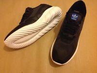 Men's adidas Tubular trainers Black - ALL SIZES