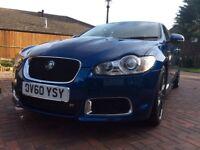 Jaguar xfr low mileage