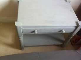 Small table unit