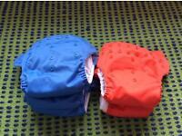 Reusable nappies bum genius