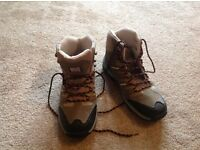 Ladies walking boots