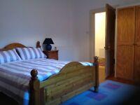 1 Bedroom garden flat in beautiful Haymarket colony.