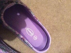Croc style shoes