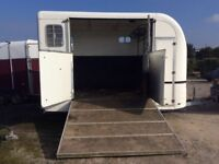 Equitrek space treka L trailer in excellent condition
