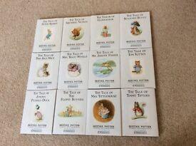 Beatrix Potter Peter Rabbit books