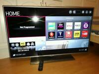 LG 47 inch LED Smart TV with Wi-Fi DualCore and FreeviewHD