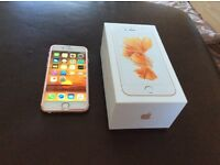 iphone 6s rose gold on ee 16gb