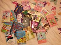 Mixture of childrens books (8+)