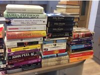BOOKS JOB LOT IDEAL FOR CAR BOOT