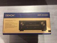 Denon AV-RX2400 (Brand new & unopened)