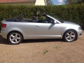 Audi A3 Tecknik Convertible