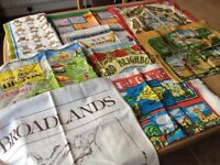 Brand new selection of Tea Towels from famous places