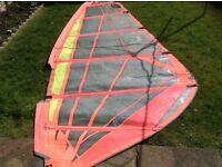 Windsurfer sail