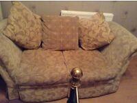For Sale 2 Seater Sofa custom made