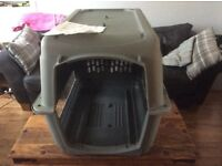 Dog travel crate.sky kennel ,airline approved