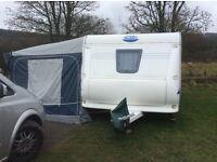 Hobby caravan 2004, prestige model