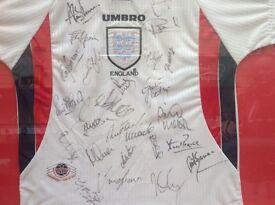 Michael Owen Shirt