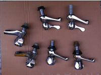 Used Basin Taps -- 3 sets -- Working Order -- 4 pound a pair