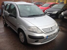 CITROEN C3 ONE OWNER FROM NEW 12 MONTHS MOT