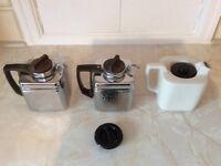Goblin Teasmade Spare Kettles (2), Teapot (1), Lid (1)