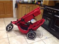 Phil and Ted Double Sport Stroller for sale