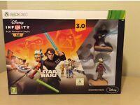 New starter pack Star Wars Disney Infinity 3.0 Xbox 360