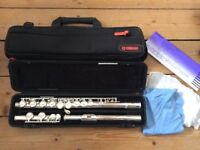 Yamaha YFL311 Flute - great condition and practically new