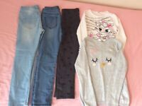 Girls clothes bundle Aged 6-8 years