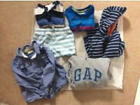 Boys 18-24 clothes bundle