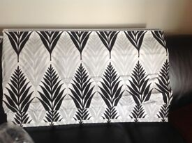 Beautiful Roman Blind with fittings