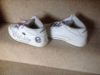 Mens Air walk trainers size 10