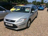 Ford, MONDEO, Estate, 2011, 2.0TDCI Full mot @ Aylsham Road Affordable Cars