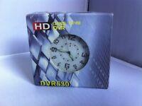 HD DVR530 ANALOG SPY CLOCK