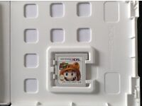 Super Mario 3D Land for the Nintendo 3DS.
