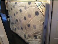 Double mattress (good condition) not really used - quick sale, pick up only
