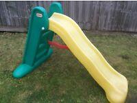 Little tikes easy store slide for age 2+