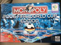 Monopoly FIFA 2006 World Cup edition board game