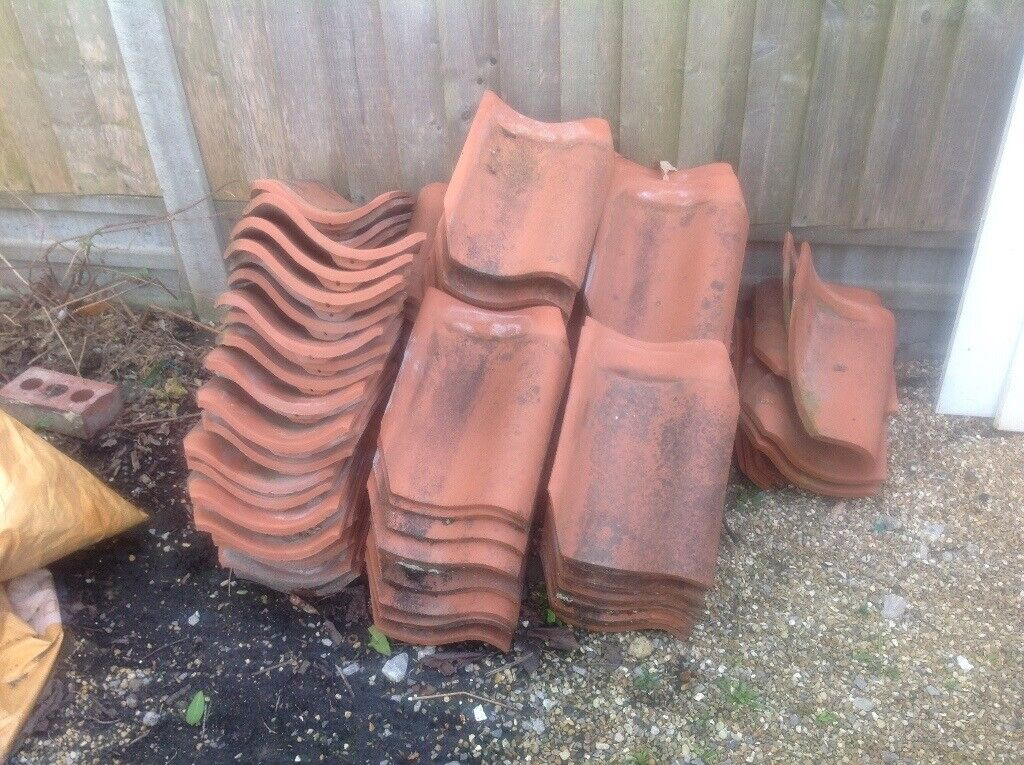 Sandtoft Roof tiles, red, clay | in Staple Hill, Bristol ...