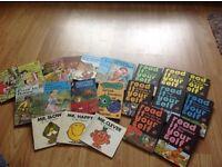 Vintage Children's lady bird books joblot