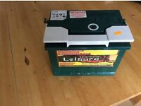 Diamond Caravan Leisure Battery