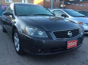 2005 Nissan Altima V6 Leather Sunroof Alloys EXTRA CLEAN AllPowe