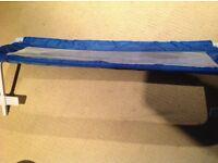 Child's bed rail / guard - blue