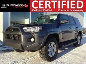 2014 Toyota 4Runner SR5 V6 4X4 | REMOTE START | HEATED LEATHER |