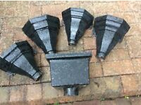 Cast iron Drain Hoppers