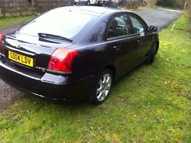 Toyota 2.0 Diesel 60mpg,leather seats,3months warranty,1year MOT,very economic car,perfect condition