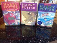 Harry Potter Trilogy box set