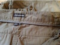Craghopper men's walking trousers size 34R