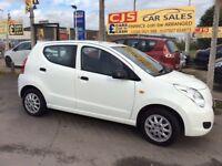 Suzuki Alto 1.0L petrol 2013 one owner 50000 fsh full years mot mint car fully serviced £20 tax