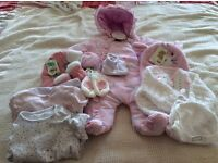 Baby clothes aged 0-3 months new with tags