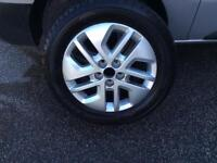 Vauxhall Vivaro sport Alloy wheel